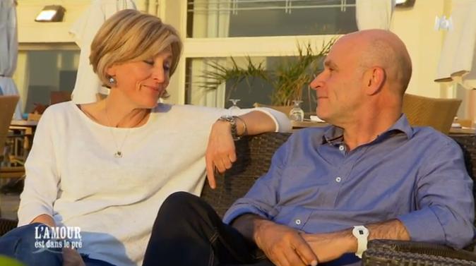 Didier et Nathalie semblent sur la même longueur d'ondes !