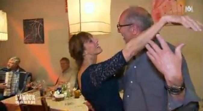 Quant à Bernard et Michèle, ils sont plus amoureux que jamais !