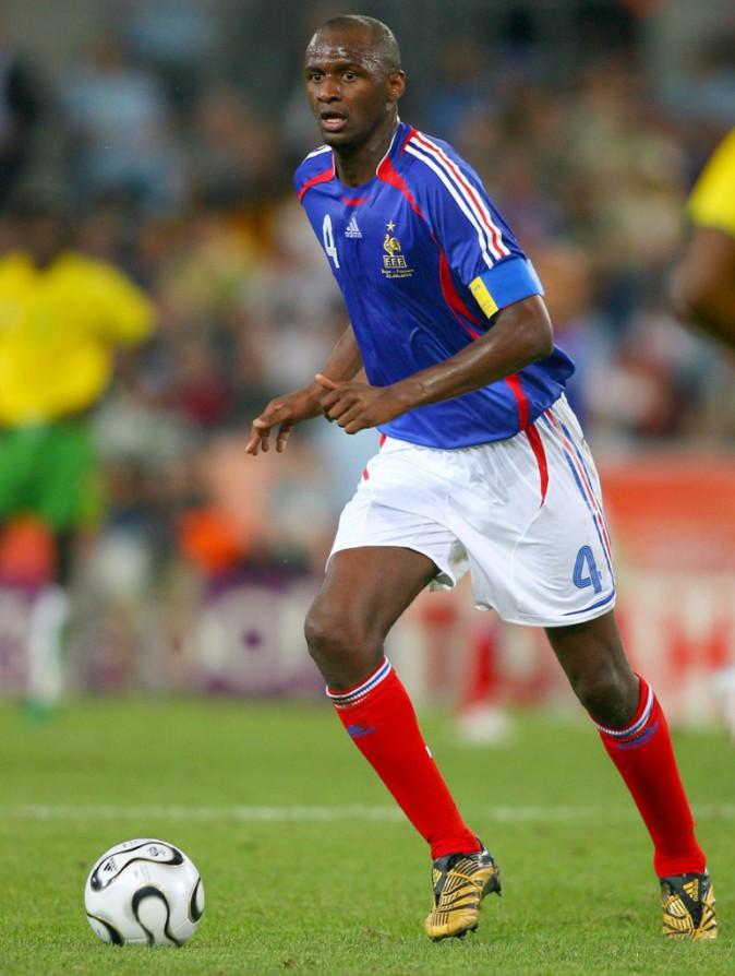 Patrick Vieira (107 sélections)