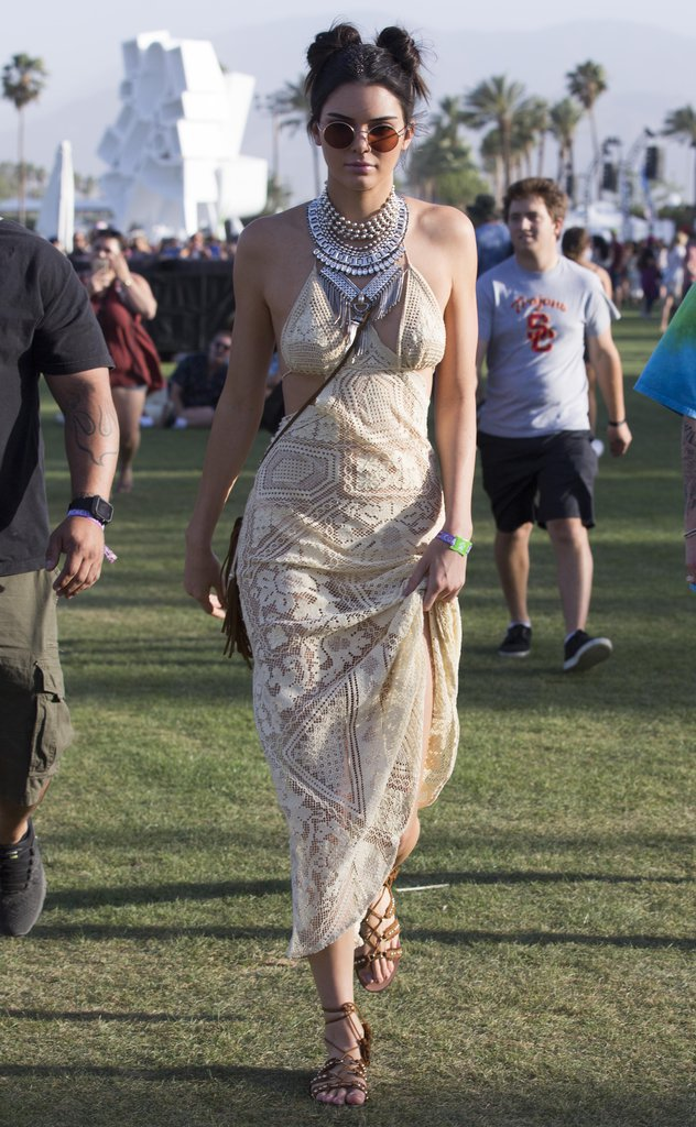 Photos : L'incroyable Coachella de Kendall et Kylie Jenner !