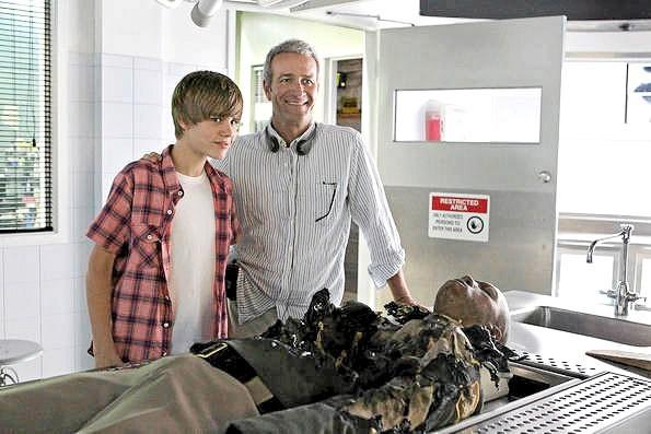 Justin Bieber dans le rôle de Jason