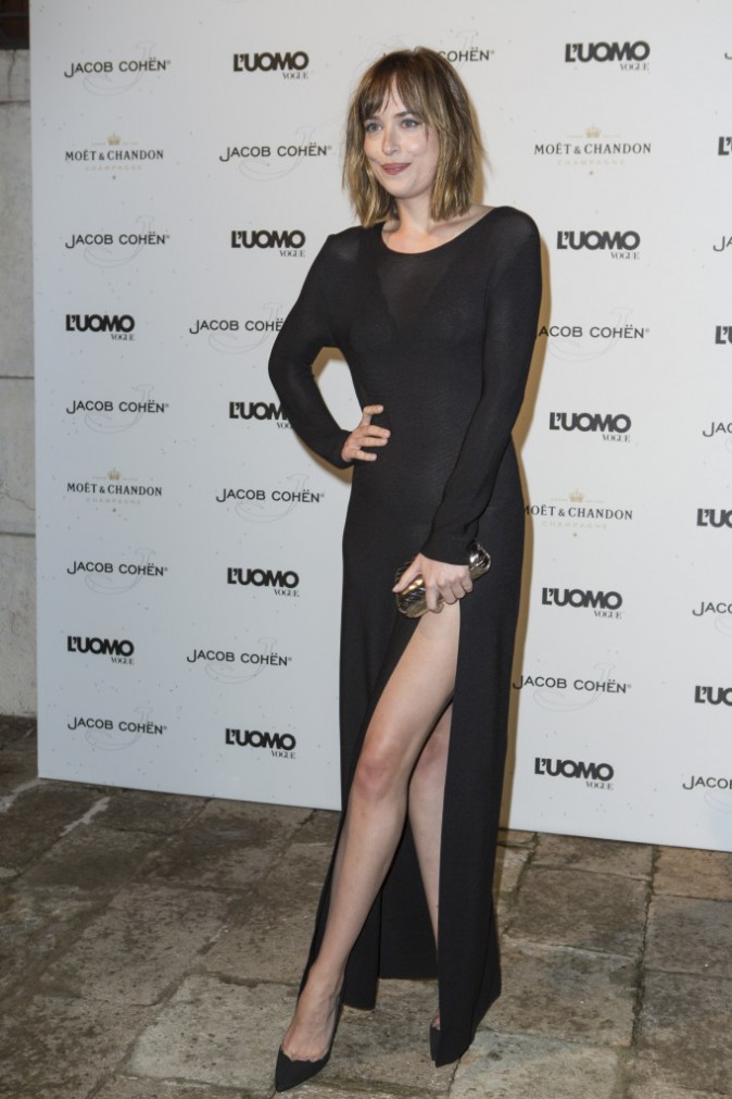Dakota Johnson le 5 septembre 2015