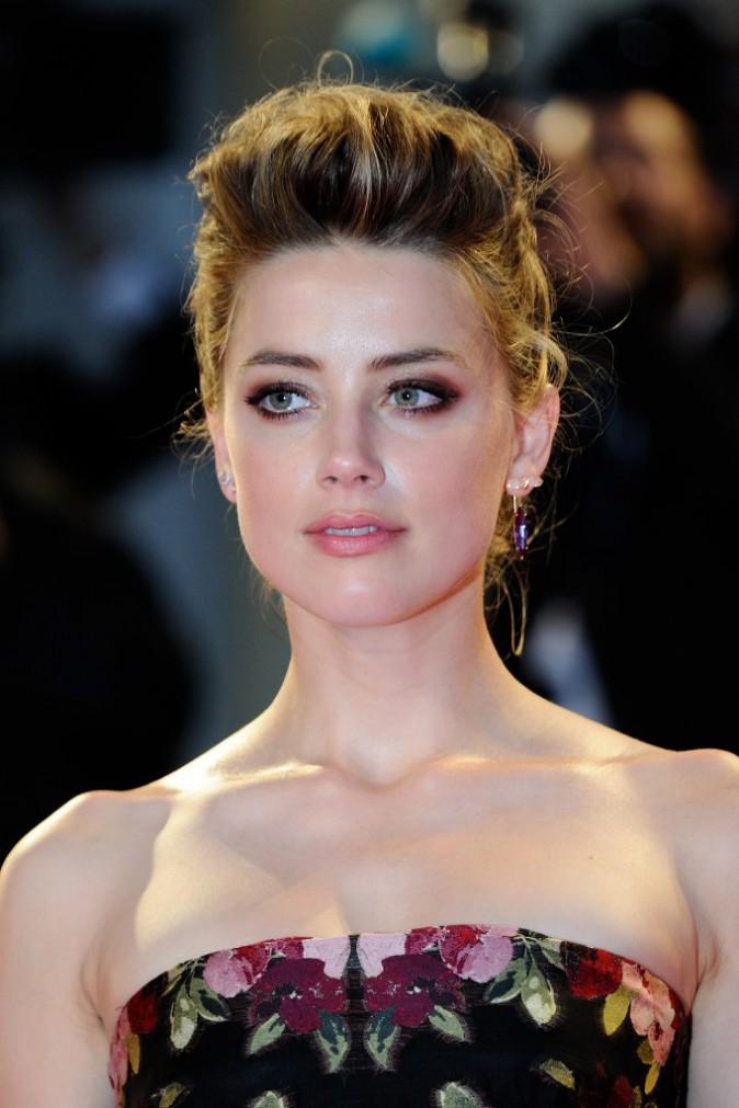 Amber Heard le 5 septembre 2015