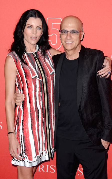 Liberty Ross et Jimmy lovine