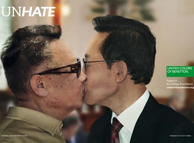 Kim Jong-Il et Lee Muyung-Bak