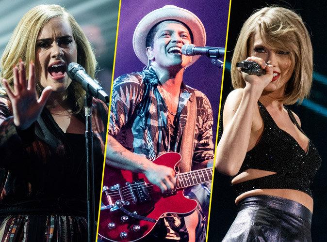 Les artistes internationaux qui ont cartonné cette année