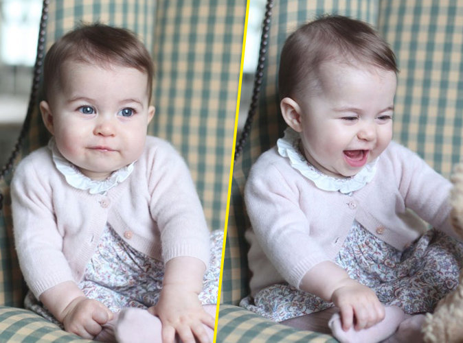 La princesse Charlotte de Cambridge