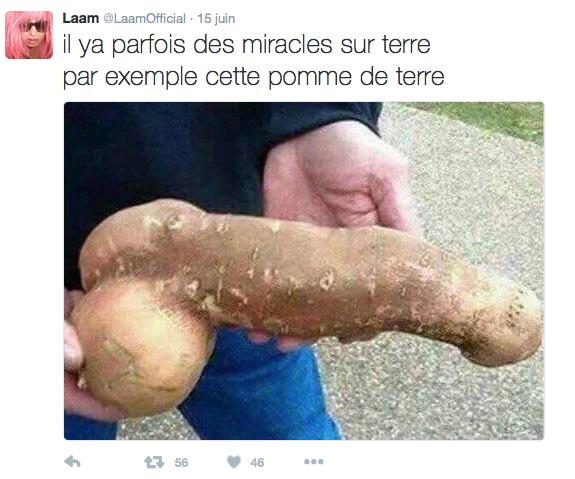 Photos : Lââm : sans make-up, elle retrouve la patate !