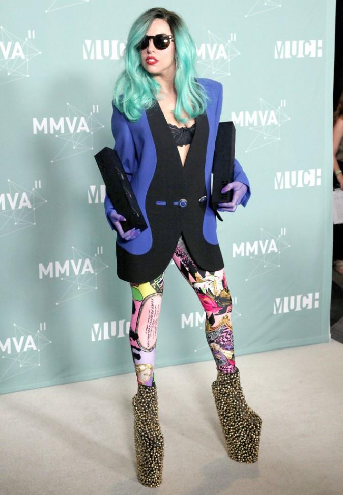 Lady Gaga, Toronto, Juin 2011