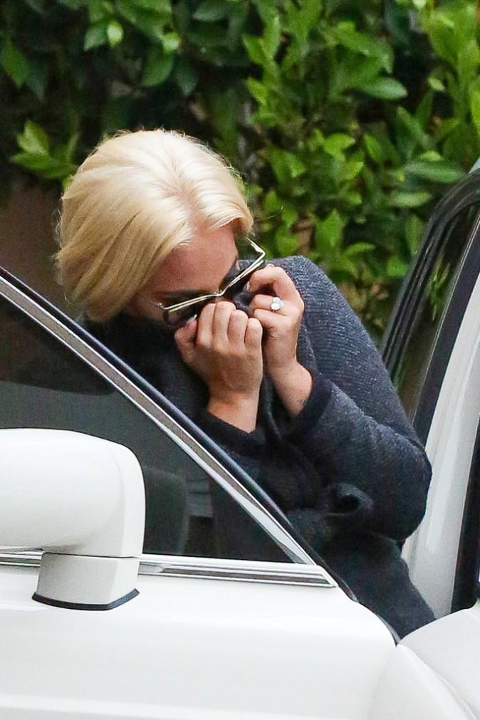 Lady Gaga le 22 mai 2015
