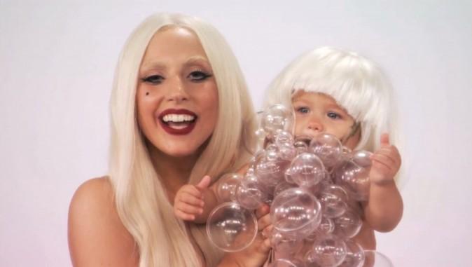 Soyez gentils les papas, achetez du Lady Gaga, votre baby vous remerciera...ou pas !