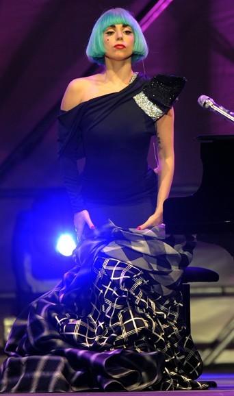 Lady Gaga a donné un concert à l'occasion de l'Europride!