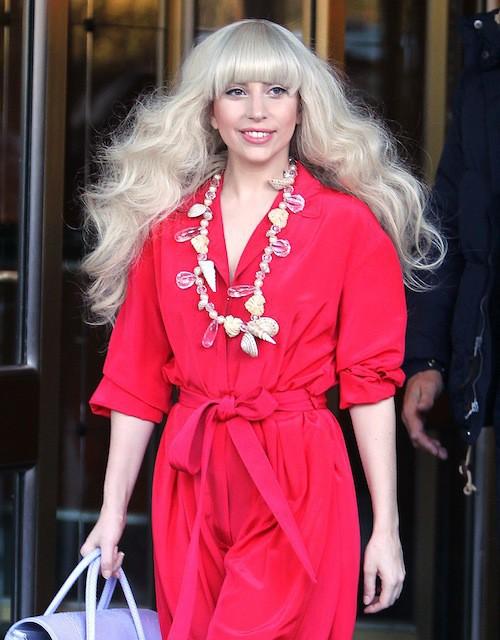 Photos : Lady Gaga : elle se la joue enfin chic à New York !