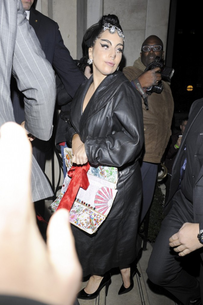 """Photos : Lady Gaga en dépression : """"Je prends des médicaments tous les jours !"""""""