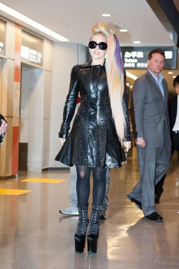 Elle débarque au Japon le 8 mai 2012