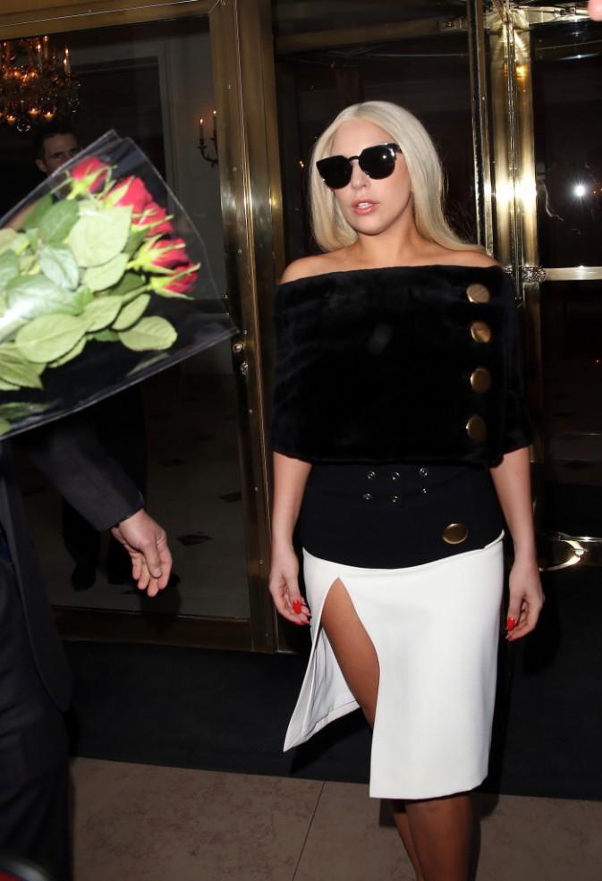 Lady Gaga le 5 mars 2015