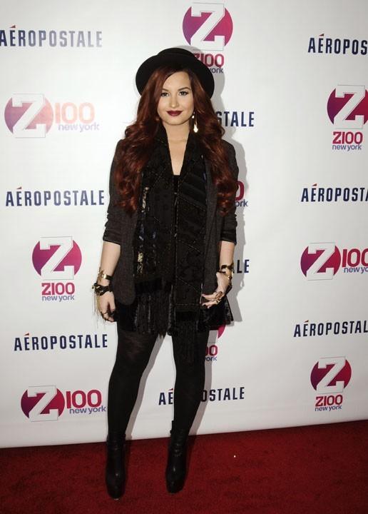 10- Demi Lovato
