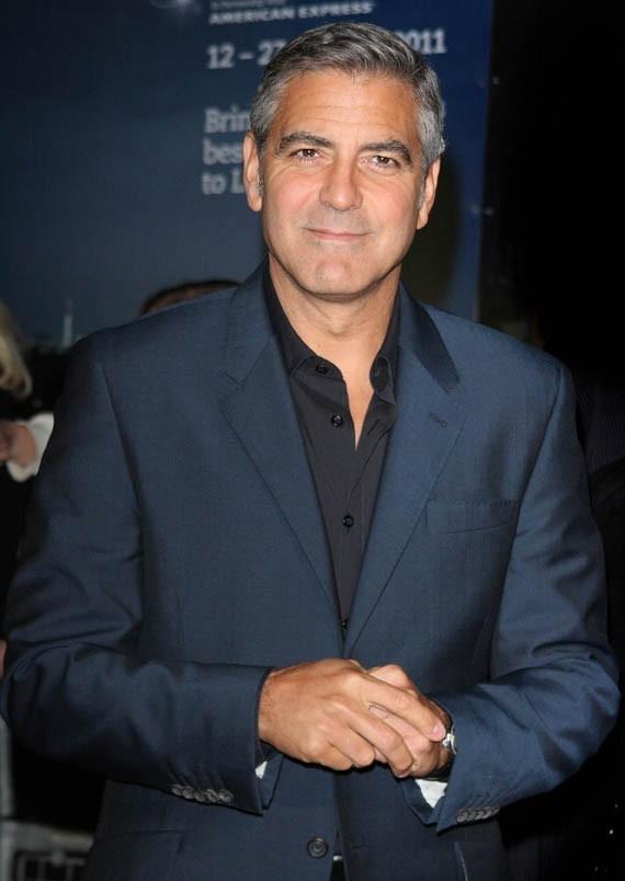 3- George Clooney