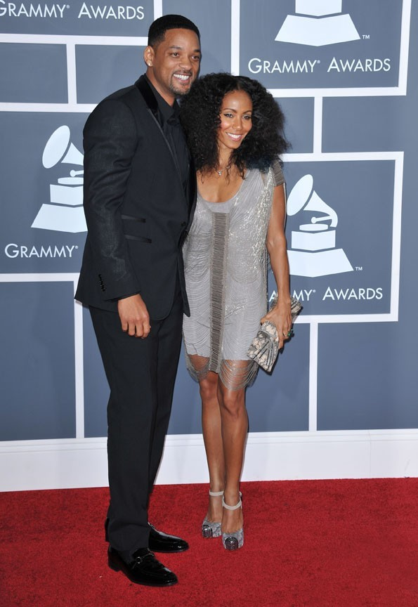 4- Will Smith et Jada Pinkett