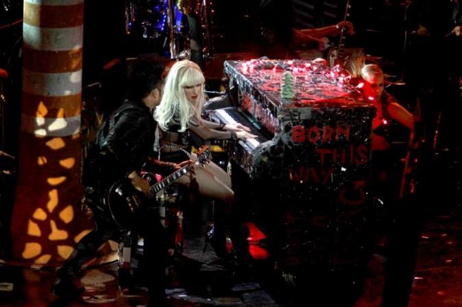 Elle a bercé tout le Madison Square Garden en piano-voix