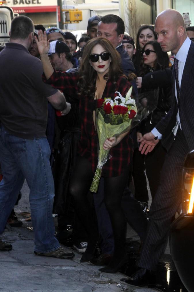 Photos : Lady Gaga, la sagesse incarnée avant de faire une lapdance endiablée en public !