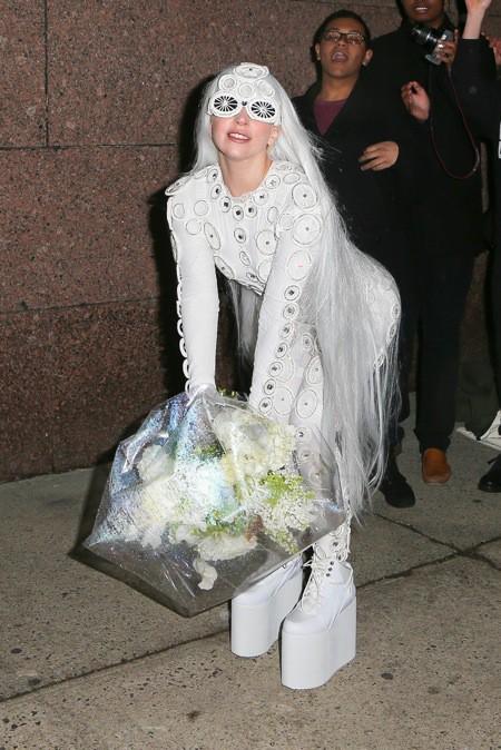 Lady Gaga hier soir