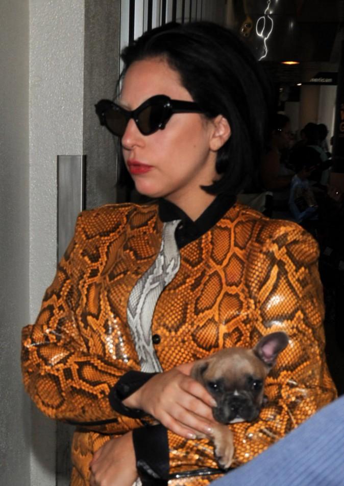 Lady Gaga le 19 avril 2015
