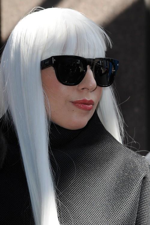 Photos : Lady Gaga : nouveau look sous le signe de Game of Thrones avec une crinière à la Daenerys Targaryen !