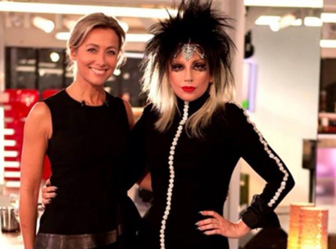 """Lady Gaga : remake des 101 Dalmatiens et larmes au programme de """"C à vous"""" ce soir !"""
