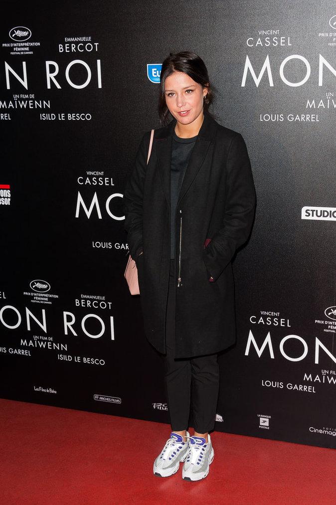 Adele Exarchopoulos le 12 octobre 2015