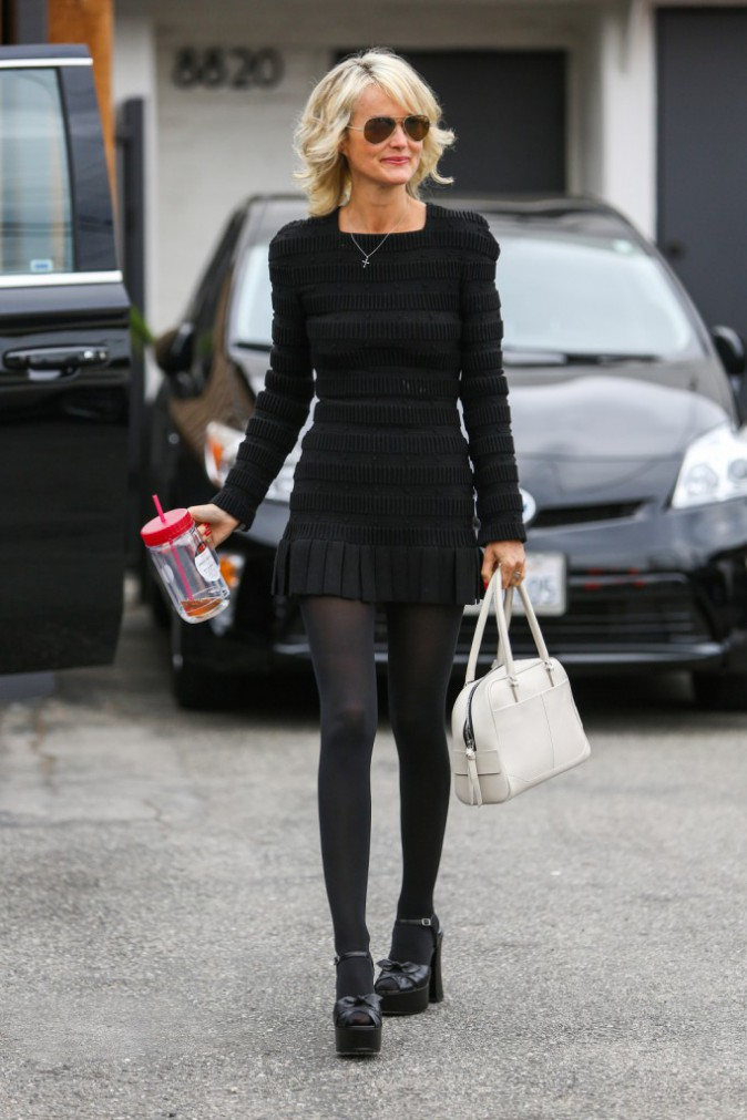 Photos : Laeticia Hallyday : une Californienne toujours sexy !