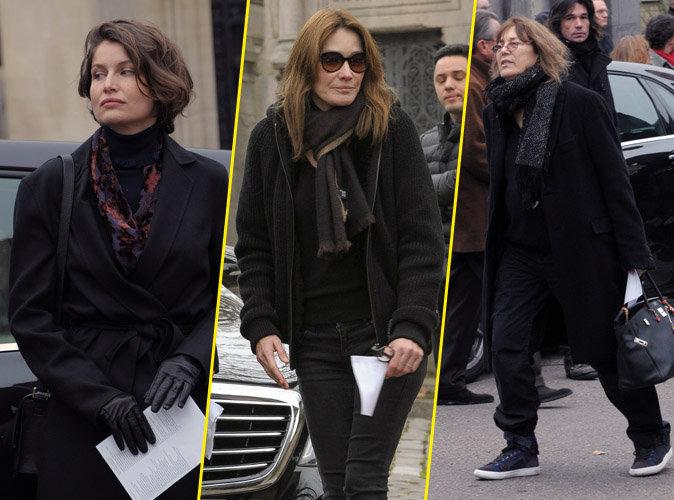 Laetitia Casta, Carla Bruni, Jane Birkin... les people rendent tous hommage à Luc Bondy