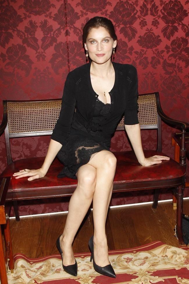 Laetitia Casta à Milan le 23 septembre 2012