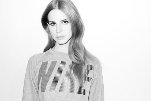 Lana Del Rey vue par Terry Richardson