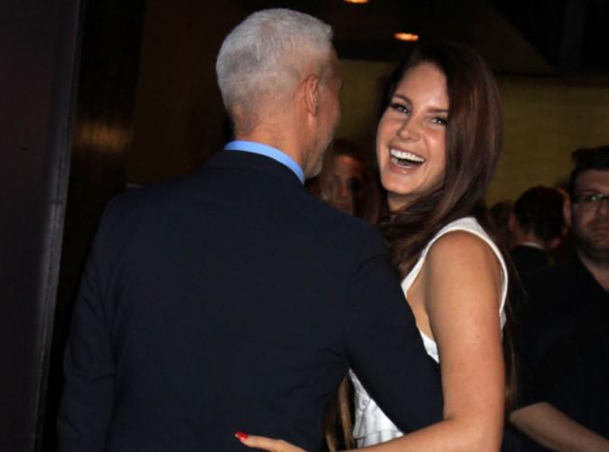 Lana Del Rey : venue soutenir James Franco et son nouveau film, l'interprète d'Ultraviolence a passé la soirée à flirter !