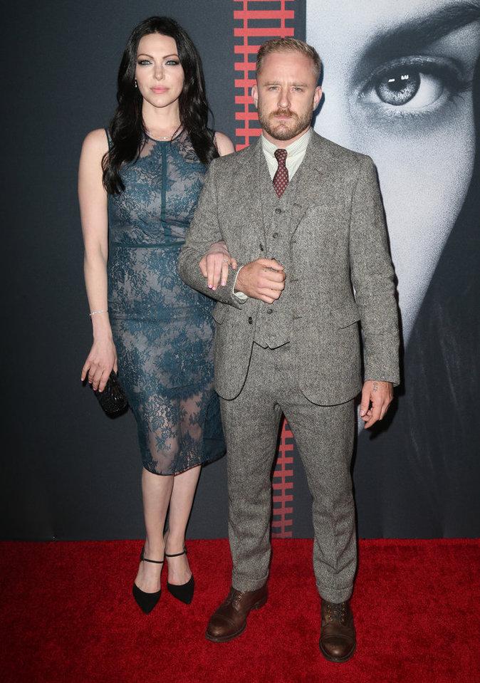 Laura Prepon et Ben Foster sont fiancés !
