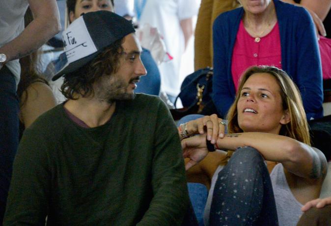 Photos : Laure Manaudou : entre Florent et Jérémy, elle ne sait plus où donner de la tête !