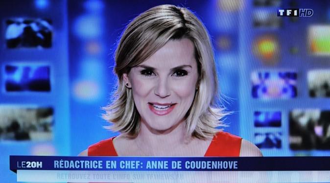 Le dernier JT de Laurence Ferrari sur TF1 le 31 mai 2012