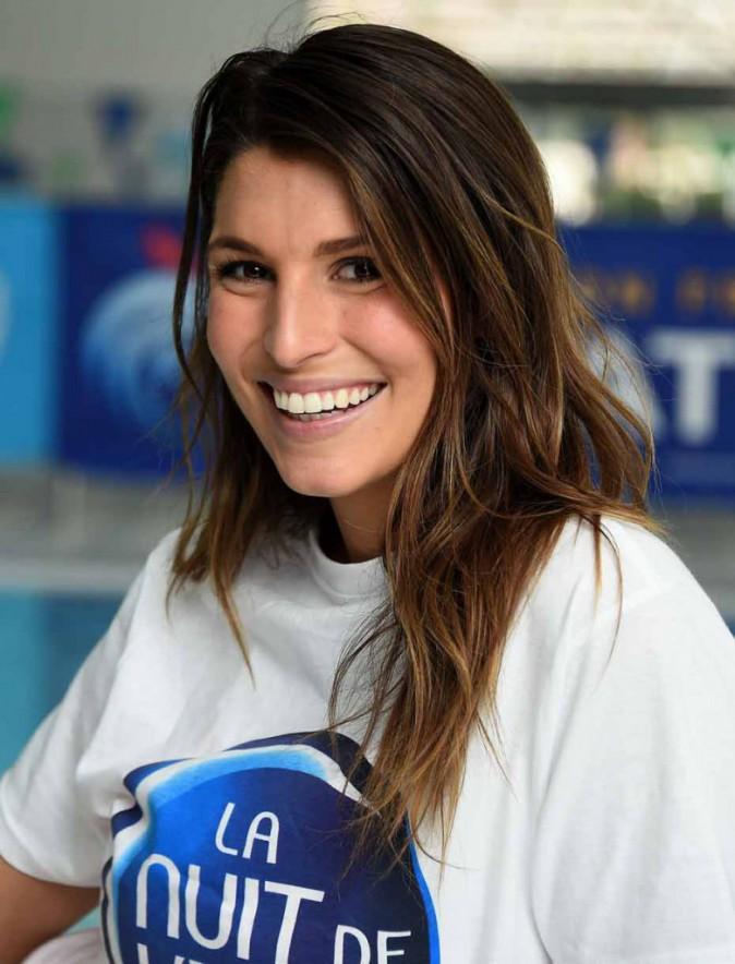 Laury Thilleman, la sirène barbotte en piscine !