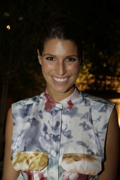 Laury Thilleman à la soirée Make Up For Ever le 24 septembre 2014 !