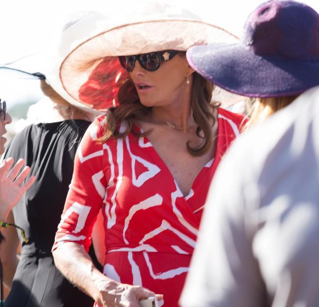 Caitlyn Jenner à San Diego le 16 juillet 2015