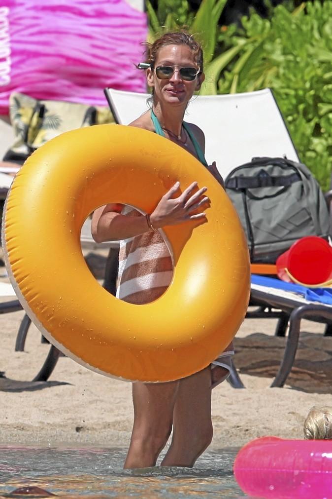 Julia Roberts : miam, un maxi donuts !