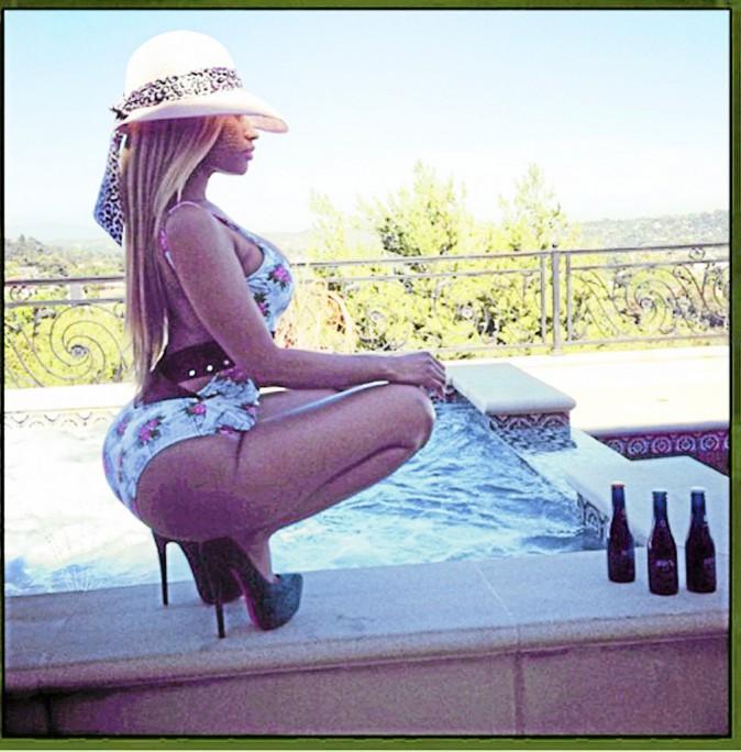 Nicki Minaj : quelle croupe !