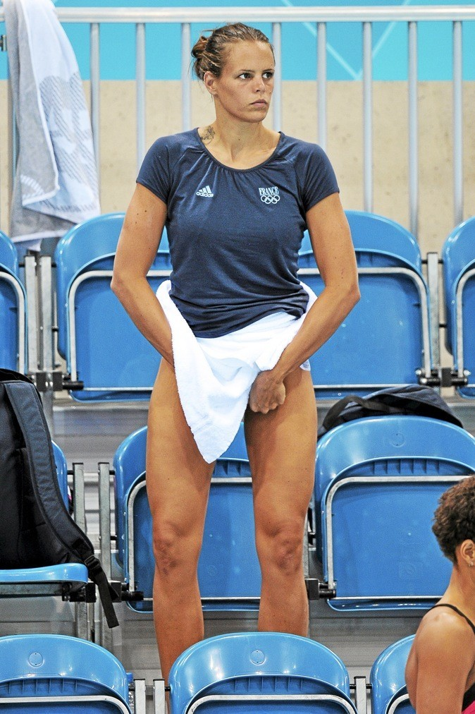 Swimmer laure manaudou