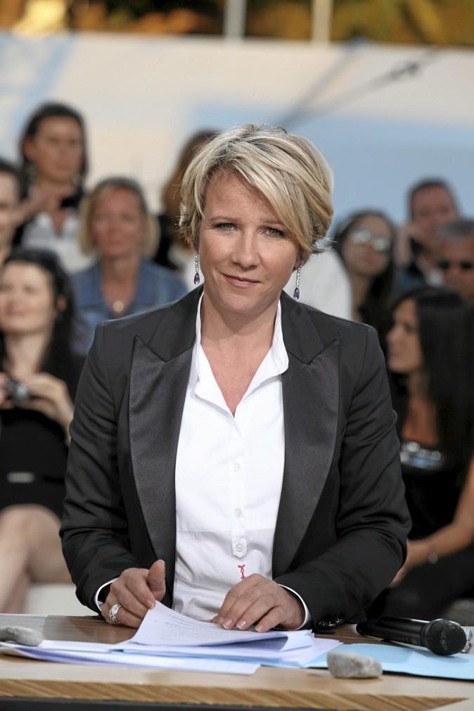Ariane Massenet chez Canal + !