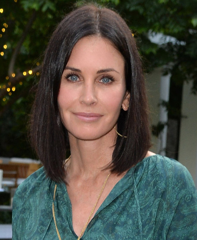 Courteney Cox (Monica Geller)