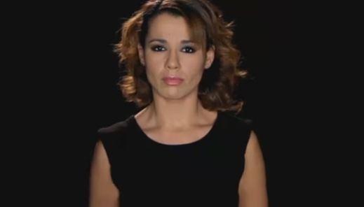 Chimène Badi dans le nouveau clip des Enfoirés