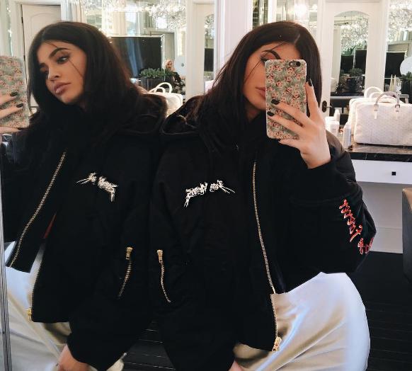 Photos : le nouveau gros cadeau de Tyga à Kylie Jenner !
