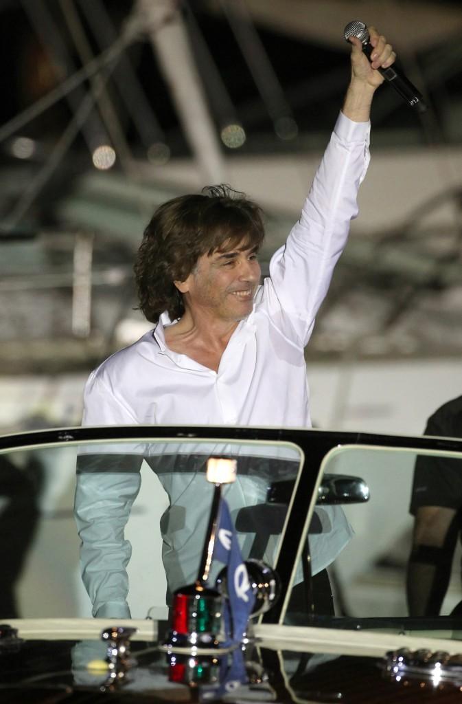 Quand Jean-Michel Jarre met le feu à Monaco !