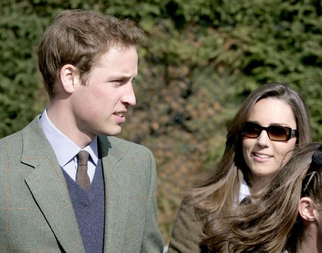 Kate cheveux au vent !